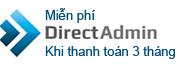 VPS Linux miễn phí DirectAdmin, DirectAdmin free